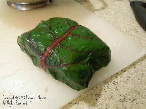 Mahi Chard - Wrap 7